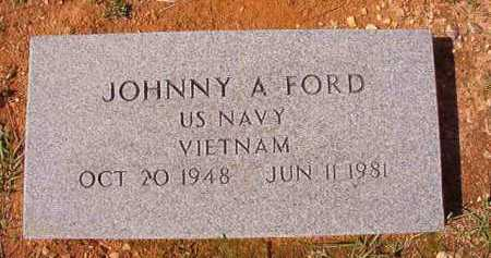 FORD (VETERAN VIET), JOHNNY A - Dallas County, Arkansas | JOHNNY A FORD (VETERAN VIET) - Arkansas Gravestone Photos