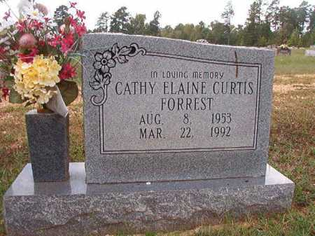 FORREST, CATHY ELAINE - Dallas County, Arkansas | CATHY ELAINE FORREST - Arkansas Gravestone Photos