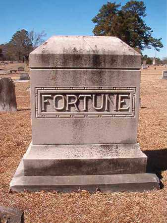 FORTUNE, MEMORIAL - Dallas County, Arkansas | MEMORIAL FORTUNE - Arkansas Gravestone Photos