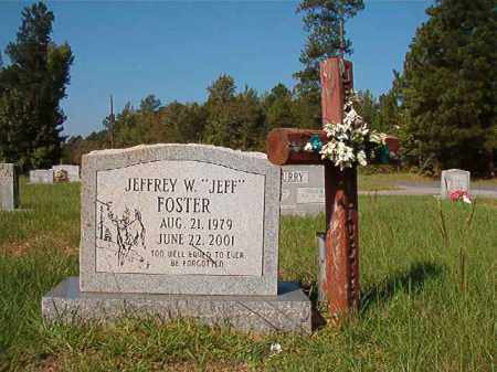 "FOSTER, JEFFREY W ""JEFF"" - Dallas County, Arkansas 