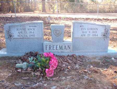 FREEMAN, BONNIE MACK - Dallas County, Arkansas | BONNIE MACK FREEMAN - Arkansas Gravestone Photos