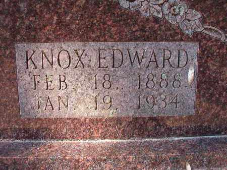 FUTCH, KNOX EDWARD - Dallas County, Arkansas | KNOX EDWARD FUTCH - Arkansas Gravestone Photos