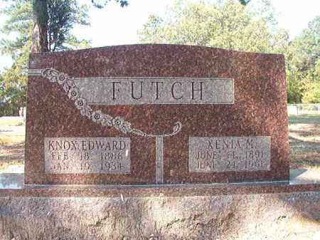 FUTCH, XENIA M - Dallas County, Arkansas | XENIA M FUTCH - Arkansas Gravestone Photos