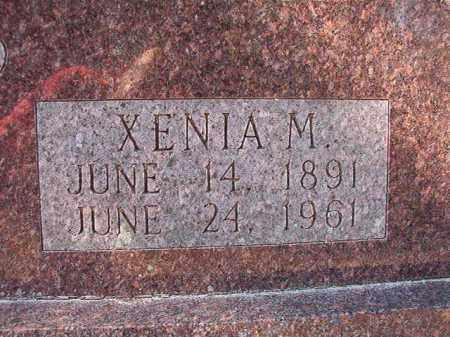 FUTCH, XENIA M (CLOSEUP) - Dallas County, Arkansas | XENIA M (CLOSEUP) FUTCH - Arkansas Gravestone Photos