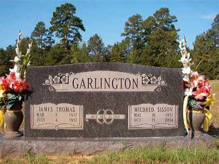 GARLINGTON, MILDRED - Dallas County, Arkansas | MILDRED GARLINGTON - Arkansas Gravestone Photos