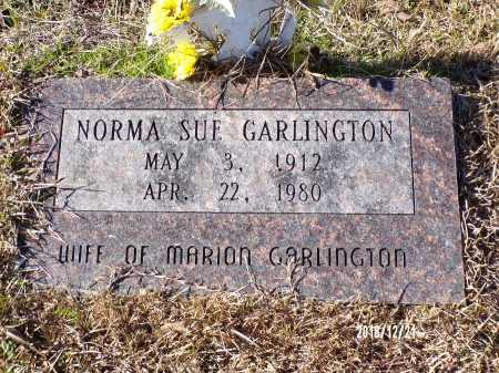 KEETON GARLINGTON, NORMA SUE - Dallas County, Arkansas | NORMA SUE KEETON GARLINGTON - Arkansas Gravestone Photos