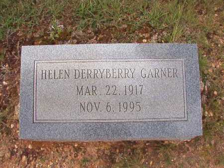 GARNER, HELEN - Dallas County, Arkansas | HELEN GARNER - Arkansas Gravestone Photos