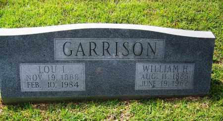 GARRISON, LOU L - Dallas County, Arkansas | LOU L GARRISON - Arkansas Gravestone Photos