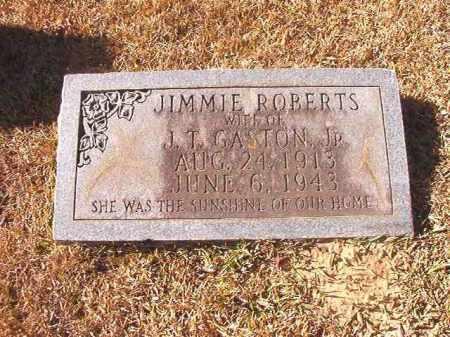 GASTON, JIMMIE - Dallas County, Arkansas | JIMMIE GASTON - Arkansas Gravestone Photos