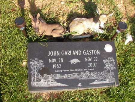 GASTON, JOHN GARLAND - Dallas County, Arkansas | JOHN GARLAND GASTON - Arkansas Gravestone Photos