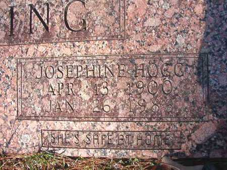 GATLING, JOSEPHINE - Dallas County, Arkansas | JOSEPHINE GATLING - Arkansas Gravestone Photos