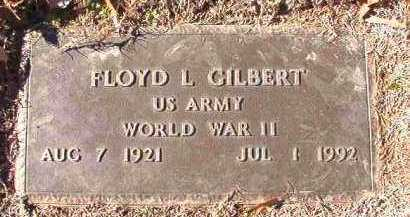 GILBERT (VETERAN WWII), FLOYD L - Dallas County, Arkansas | FLOYD L GILBERT (VETERAN WWII) - Arkansas Gravestone Photos