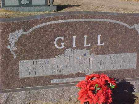 GILL, VERSA - Dallas County, Arkansas | VERSA GILL - Arkansas Gravestone Photos
