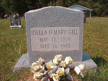 GILL, IDELLA - Dallas County, Arkansas | IDELLA GILL - Arkansas Gravestone Photos