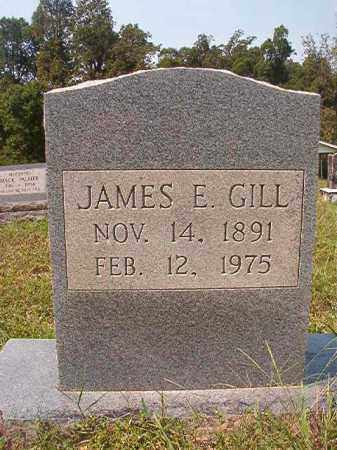 GILL, JAMES E - Dallas County, Arkansas | JAMES E GILL - Arkansas Gravestone Photos
