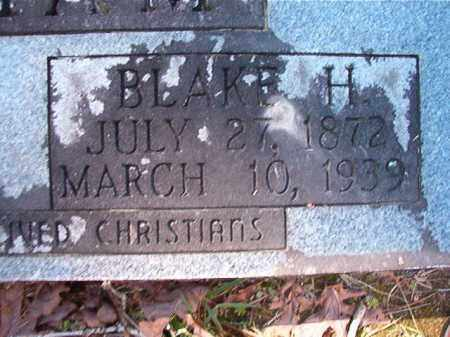GILLIAM, BLAKE H - Dallas County, Arkansas | BLAKE H GILLIAM - Arkansas Gravestone Photos