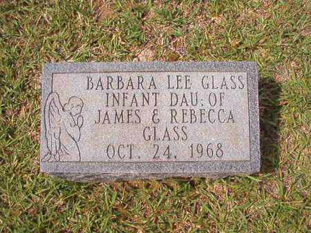 GLASS, BARBARA LEE - Dallas County, Arkansas | BARBARA LEE GLASS - Arkansas Gravestone Photos