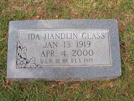 GLASS, IDA - Dallas County, Arkansas | IDA GLASS - Arkansas Gravestone Photos