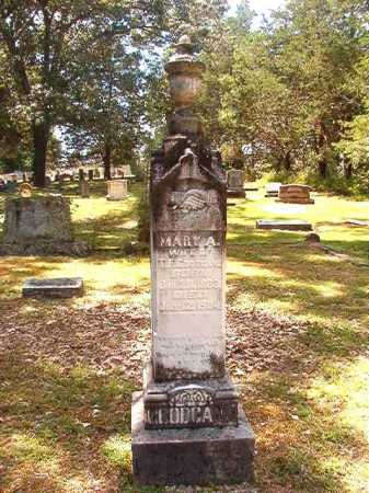 GOODGAME, MARY A - Dallas County, Arkansas | MARY A GOODGAME - Arkansas Gravestone Photos