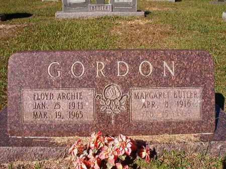 GORDON, MARGARET - Dallas County, Arkansas | MARGARET GORDON - Arkansas Gravestone Photos