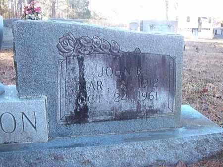 GORDON, JOHN R - Dallas County, Arkansas | JOHN R GORDON - Arkansas Gravestone Photos