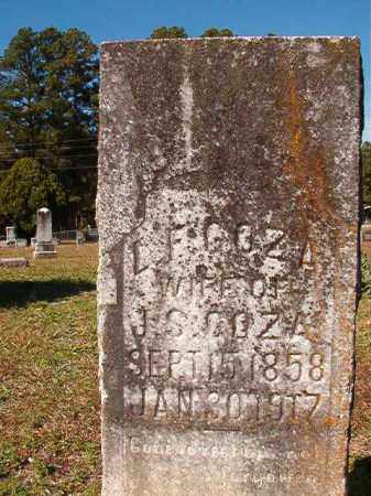 GOZA, L F - Dallas County, Arkansas | L F GOZA - Arkansas Gravestone Photos