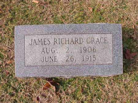 GRACE, JAMES RICHARD - Dallas County, Arkansas | JAMES RICHARD GRACE - Arkansas Gravestone Photos