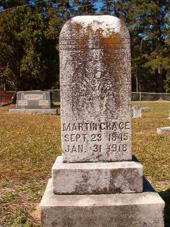 GRACE, MARTIN - Dallas County, Arkansas | MARTIN GRACE - Arkansas Gravestone Photos