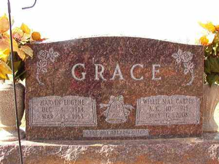 GRACE, MARVIN EUGENE - Dallas County, Arkansas | MARVIN EUGENE GRACE - Arkansas Gravestone Photos