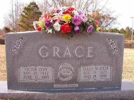 GRACE, SALLIE - Dallas County, Arkansas | SALLIE GRACE - Arkansas Gravestone Photos