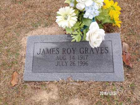 GRAVES, JAMES ROY - Dallas County, Arkansas | JAMES ROY GRAVES - Arkansas Gravestone Photos