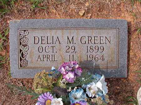GREEN, DELIA M - Dallas County, Arkansas | DELIA M GREEN - Arkansas Gravestone Photos