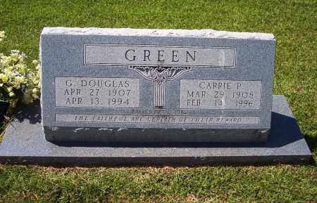 GREEN, G DOUGLAS - Dallas County, Arkansas | G DOUGLAS GREEN - Arkansas Gravestone Photos