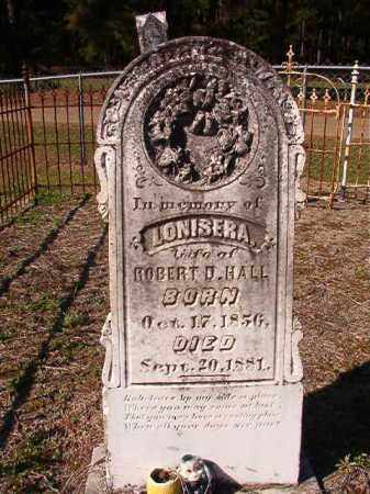 HALL, LONISERA - Dallas County, Arkansas | LONISERA HALL - Arkansas Gravestone Photos