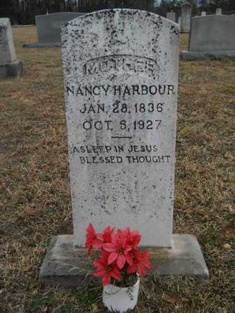 HARBOUR, NANCY - Dallas County, Arkansas | NANCY HARBOUR - Arkansas Gravestone Photos