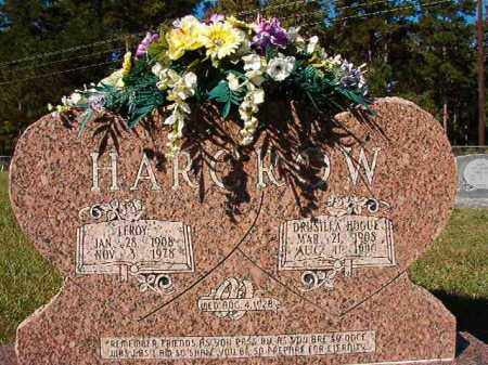 HARCROW, LEROY - Dallas County, Arkansas | LEROY HARCROW - Arkansas Gravestone Photos
