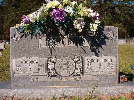 HARCROW, WOODROW - Dallas County, Arkansas | WOODROW HARCROW - Arkansas Gravestone Photos