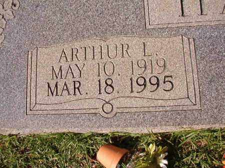 HARRIS, ARTHUR L - Dallas County, Arkansas | ARTHUR L HARRIS - Arkansas Gravestone Photos