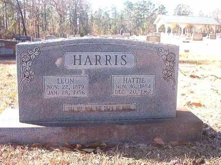 HARRIS, HATTIE - Dallas County, Arkansas | HATTIE HARRIS - Arkansas Gravestone Photos