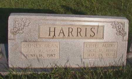 HARRIS, ETHEL - Dallas County, Arkansas | ETHEL HARRIS - Arkansas Gravestone Photos