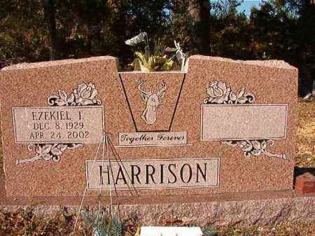 HARRISON, EZEKIAL T - Dallas County, Arkansas | EZEKIAL T HARRISON - Arkansas Gravestone Photos