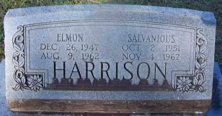 HARRISON, ELMON - Dallas County, Arkansas | ELMON HARRISON - Arkansas Gravestone Photos