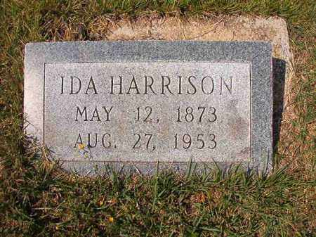 HARRISON, IDA - Dallas County, Arkansas | IDA HARRISON - Arkansas Gravestone Photos