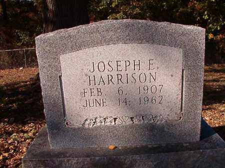 HARRISON, JOSEPH E - Dallas County, Arkansas | JOSEPH E HARRISON - Arkansas Gravestone Photos