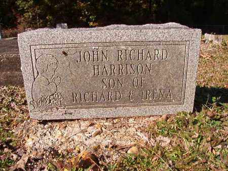 HARRISON, JOHN RICHARD - Dallas County, Arkansas | JOHN RICHARD HARRISON - Arkansas Gravestone Photos