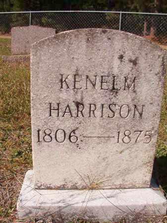 HARRISON, KENELM - Dallas County, Arkansas | KENELM HARRISON - Arkansas Gravestone Photos