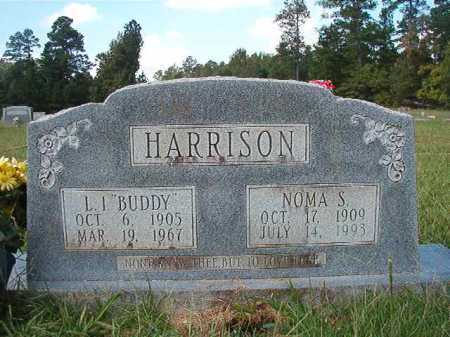 "HARRISON, L I ""BUDDY"" - Dallas County, Arkansas 