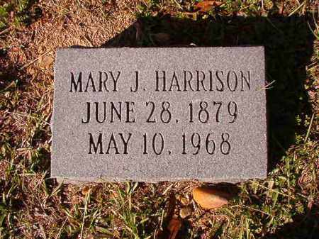 HARRISON, MARY J - Dallas County, Arkansas | MARY J HARRISON - Arkansas Gravestone Photos