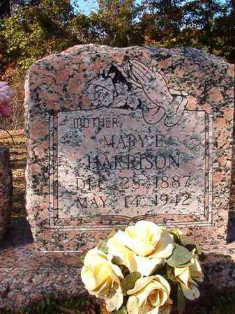 HARRISON, MARY E - Dallas County, Arkansas | MARY E HARRISON - Arkansas Gravestone Photos