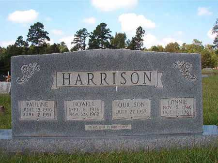 HARRISON, HOWELL - Dallas County, Arkansas | HOWELL HARRISON - Arkansas Gravestone Photos